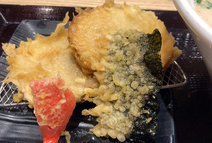 天丼・らぁ麺 ハゲ天